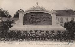 Monument à Pasteur -