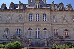 Domaine de Kernévez - Français:   Château de Kernevez à Saint-Pol-de-Léon (Finistère).