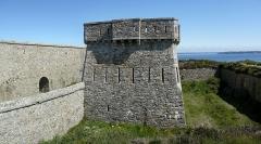 Ensemble défensif de la pointe de Toulinguet - English: Fortress of Toulinguet, Camaret-sur-mer, France
