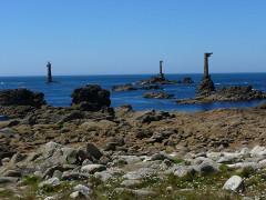Phare de Nividic - English: Nividic lighthouse