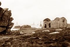 Phare de Nividic -  Paysage de Ouessant. Photographie par Christophe COAT