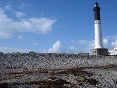 Phare de l'île de Sein - English: Grand phare de l'île de Sein