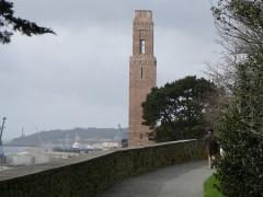 Naval Monument ou Mémorial américain de la Première Guerre mondiale - Italiano: Monumento Americano Brest