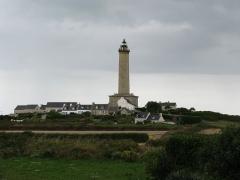 Phare de l'île de Batz - English: Lighthouse of the Batz island (France)