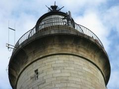 Phare de l'île de Batz - English: Lighthouse of the Batz island