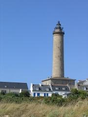Phare de l'île de Batz -  Le phare de l'île de Batz