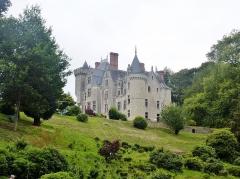 Château de Pérennou - Français:   Plomelin: le château du Perennou et son parc