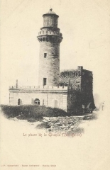 Maison Philippe de Rocca Serra - English: Giraglia is a French island at the northern tip of Corsica in the Mediterranean Sea, known for its powerful lighthouse.
