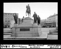 Monument commémoratif Napoléon et ses frères -