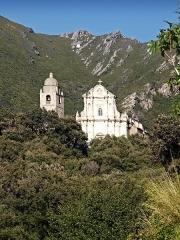 Ensemble paroissial Saint-Cyprien, au hameau de Muchieta -  Morsiglia (Corsica) - Église San Cipriano