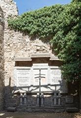 Eglise ou oratoire Saint-Roch - Polski: Zamek Chojnik