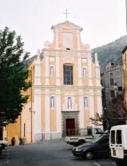 Eglise paroissiale Notre-Dame-de-l'Annonciation (Santa-Maria-Assunta) - Français:   Église de l\'annonciade, Muro, Haute-Corse. 17e siècle