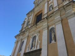 Eglise paroissiale Notre-Dame-de-l'Annonciation (Santa-Maria-Assunta) - Français:   Église Santissima Annunziata de Muro