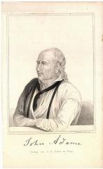 Ensemble constitué de la rampe Saint-Charles, de l'escalier et du jardin Romieu - Magyar: John Adams (Braintree, Massachusetts, 1735. október 30. – Quincy, Massachusetts, 1826. július 4.) az Egyesült Államok első alelnöke (1789–1797) és második elnöke (1797–1801).