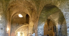 Ancienne église Saint-Martin-de-Corconac - English: Church of St-Martin-de-Corconac