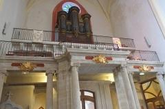 Eglise paroissiale Saint-Saturnin - Deutsch: Kirche Saint Saturnin in Pont-Saint-Esprit