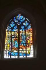 Eglise paroissiale Saint-Saturnin - Deutsch: Bleiglasfenster in der Kirche Saint Saturnin in Pont-Saint-Esprit