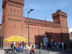Ancienne prison Saint-Michel - Français:   Toulouse (Haute-Garonne, France) - La Prison Saint-Michel.