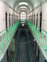 Ancienne prison Saint-Michel - Français:   Série \