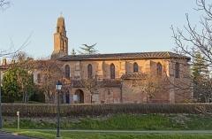 Eglise Saint-Pierre - English:  Saint-Marcel-Paulel. The church Saint Pierre.