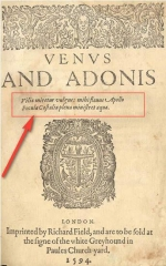 Château - English: Frontcover of The Poem