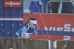 Château de Lislefort - Deutsch: Offene Biathlon-Europameisterschaften 2017, Sprintrennen der Frauen am 27. Januar.