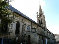 Eglise Saint-Jean - Français:   L\'église Saint-Jean, Libourne, Gironde, France