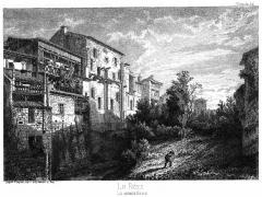 Maisons médiévales - French historian, archaeologist and engraver