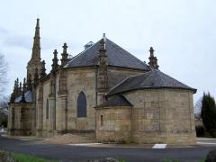 Eglise Saint-Vincent-de-Paul - Français:   Église de Saint-Vincent-de-Paul (Gironde, France)