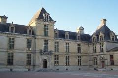 Château Chavat - Château des ducs d'Épernon à Cadillac (Gironde, France)
