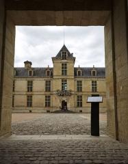 Château Chavat - Accès au château de Cadillac
