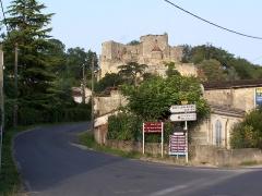 Maison de la cité Frugès - Château de Langoiran (Gironde, France)