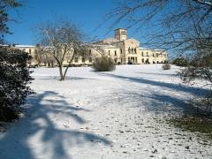 Faculté de médecine et de pharmacie -  Université Bordeaux 1, domaine du Haut Carré, Talence, France