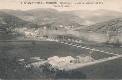 Ancienne usine de chaux - Français:   Photo prise de la carrière