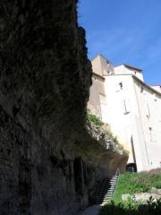 Amphithéâtre romain -  Photo of vault, ruins of Roman amphitheatre, Béziers