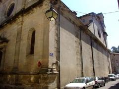 Eglise Saint-Pierre-aux-Liens - English: Lodève is a commune of the Hérault département  - France. Eglise de St Pierre.