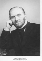 Malouinière de Rivasselou - English: Gustaf Dalman (1855-1941)
