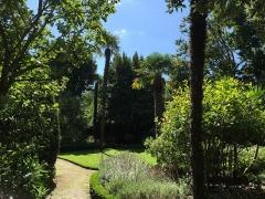 Malouinière de la Verderie, à Saint-Servan - Français:   Jardins de la Verderie