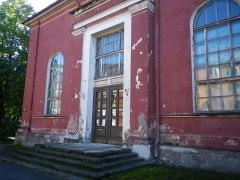 Malouinière de la Ville Azé - Eesti: Maarja kirik Tartus