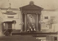 Malouinière de la Ville Azé - Eesti: Tartu Maarja kirik, altar