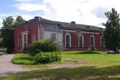 Malouinière de la Ville Azé - Eesti: Tartu Maarja kiriku hoone, 1836-1842.a.