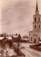 Malouinière de la Ville Azé - Eesti: Maarja kiriku esine 1892