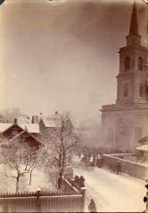 Malouinière de la Ville Azé - Eesti: Tartu Maarja kiriku esine u 1890ndad