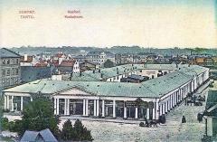 Malouinière de la Ville Azé - Eesti: Tartu Kaubahoov, umbes 1907.