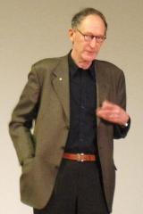 Maison du Peuple - English: Swedish physicist and university professor Anders Bárány.