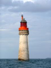 Phare du Grand-Jardin - English: Grand Jardin lighthouse Saint Malo, Brittany, France