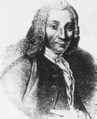 Ancien Jeu de Paume - English: Swedish astronomer Anders Celsius