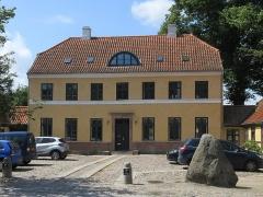Villa Greystones - English: Rektorbolig in Roskilde, Denmark