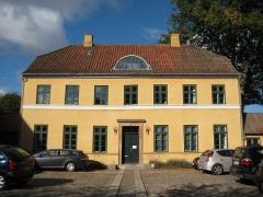 Villa Greystones - Dansk: Rektorbolig