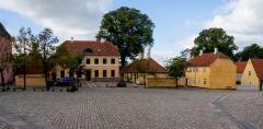 Villa Greystones -  T Rektorboligen in Roskilde, Denmark